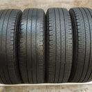 ミシュラン AGILIS 165R13LT 6PR 14年 タイヤ 4本