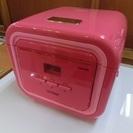 TIGER 3合炊き 炊飯器 tacook JAJ-A551 中古品