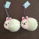 ★ウサコレフレンズ★コレクションマスコット★ラメウサギ