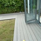 エクステリア・住宅設備の材料、激安値!天然木より 5倍長く使える!...