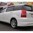 トヨタ ウィッシュ X ETC アルミホイル CD ベンチシート 車検二年付き - 八千代市