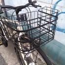 お買い得 27インチ シティサイクル 直接引き取りのみ - 自転車