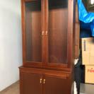 マルニ家具製「地中海シリーズ ハイボード飾棚」