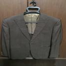 【タケオキクチ】(日本製)スーツジャケット(傷無し)、ズボンのみ破れ有の画像