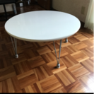 テーブル、折りたたみ無し