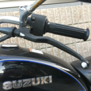 gn125h 125cc スズキ カスタム - バイク