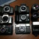 フィルムカメラ全てお譲りします。