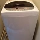 2013年製 洗濯機 4.6kg