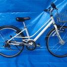 コーダブルーム シティサイクル 中古自転車 105