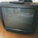 シャープ25型ブラウン管TV