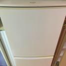 シャープ冷蔵庫2010年製