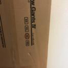 ニューガンツテレビ台収納ボード新品本日渡し値下げ
