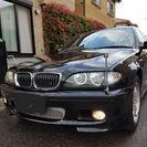 人気のブラック!BMW320i Мスポーツ