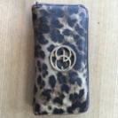 エゴイストの豹柄財布