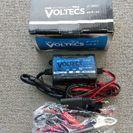 バイク用12vバッテリー充電器