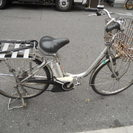 運搬用 電動自転車 ブリジストン アシスト 26インチ バッテリ&...