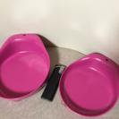 猫ちゃんor小型犬用 お水 ごはん お皿