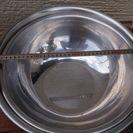 業務用ステンレスボール34,36cm