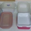 プラ製 容器 食器 8個