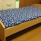ドイツ家具ヒュルスターの子供ベッド
