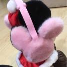 ミッキー耳あて