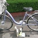サンヨー 電動アシスト自転車 CY-N263 状態悪いです