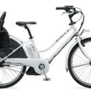 電動アシスト自転車 子供乗せ