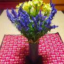 可愛い造花お譲りします。季節ごと4セット