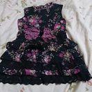 ハンドメイドのステキなワンピースドレス