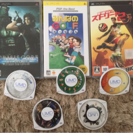 PSPゲームソフト5枚セット