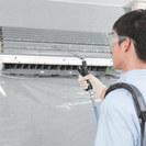 一台¥10000からのエアコンクリーニングでキレイな空気と冷房効果...