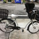 ブリジストン アンジェリーノ 子供乗せ自転車