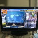 22型DVD内蔵液晶テレビ