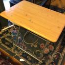折りたたみ式テーブル 机