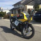TZR50R 付属品多数 ボアアップ78cc 黄色登録可 車体 N...