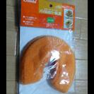 コンビ ベビーレーベル パイルカバー BL型 ( レーベルオレンジ )
