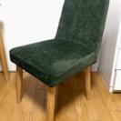 [7/2まで] モスグリーンの椅子 1脚