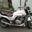 ホンダ ジェイド JADE 250 CBXカスタム 外装キレイ