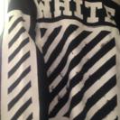 オフホワイト!シャツ、スタジャン