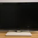 SHARP 19インチ液晶TV ジャンク品