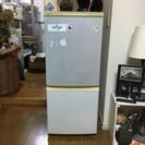 【清掃済】SHARP2005年製 135L.2ドア一人暮らし用冷蔵庫