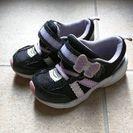 女の子用靴 16センチ