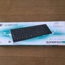 【未使用】Logicool ワイアレスキーボード