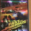ワイルドスピード3 tokyo DVD