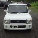 平成16年 ラパン ターボ 4WD