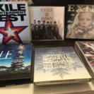 EXILE CD DVD