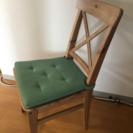 【美品】MAX8脚, 1脚~可 IKEA チェア INGOLF 天...