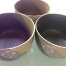 お茶碗  3点セット