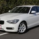 BMW 116i アイドリングストップ 1オーナー HID ETC...