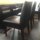 カフェで使用していた椅子10脚差し上げます。